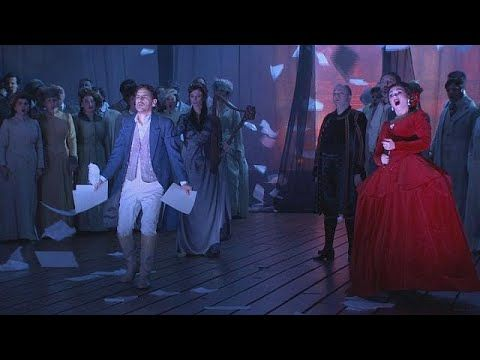 """It's a fantastical odyssey, a tale in which the real mixes with the imaginary – """"Les Contes d'Hoffmann"""" by Jacques Offenbach. Legendary tenor Juan Diego Flórez. He said: """"I'm very, very…"""