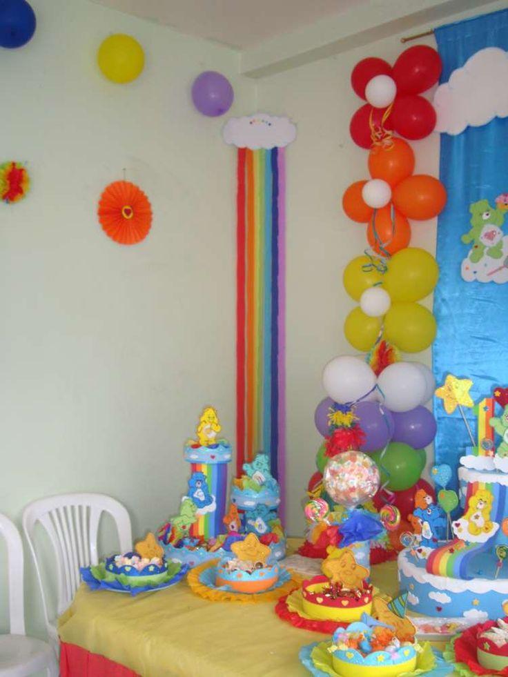 Best 25 Care Bear Birthday Party Ideas Ideas On Pinterest Care