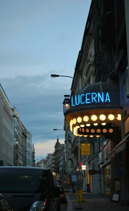 Lucerne - the club to to in Prague