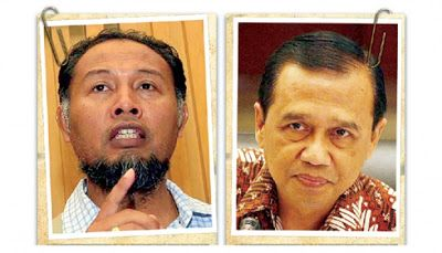 Mantan Pimpinan KPK: DPR Gagal Paham Subtansi Hak Angket