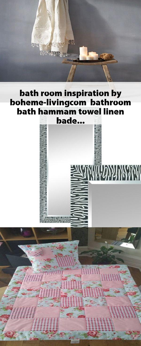 Bath Room Inspiration By Boheme Living Com Bathroom Bath Hammam Towel Linen Badezimmer Bad Badetuch Hamam Hama Holzhocker Wohnaccessoires Badezimmer