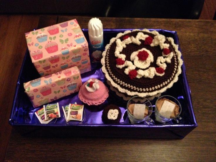 "Sinterklaas surprise ""high-tea"""