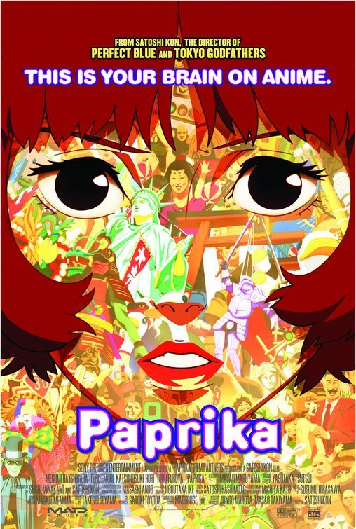 Probably one of the most charming yet unsettling films I've ever watched.  The fact that it is gorgeously animated, has a brilliant story, and is insanely fun is just a bonus.