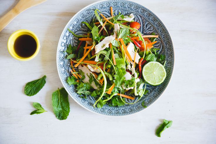 Oh-So Fresh Vietnamese Chicken Salad