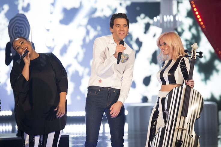 Mika and Clean Bandit