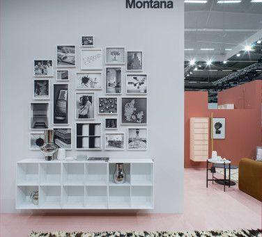 Stockholm Furniture Fair 2016 #montana #furniture #stockholm #2016ssf #2016sdw #danish #design