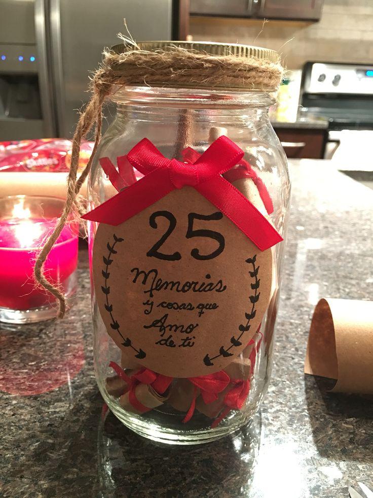 17 best ideas about detalles para mi esposo on pinterest for Casa regalo