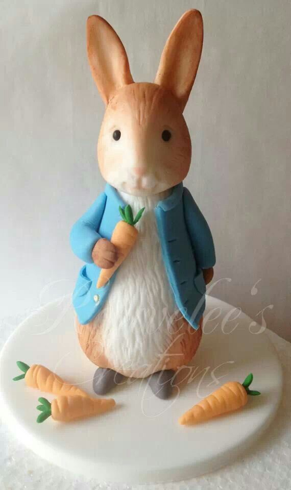 Peter Rabbit Cake Decorations Australia