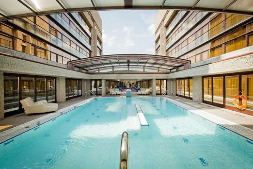 Hilton Eco Conscious Hotel in Madrid