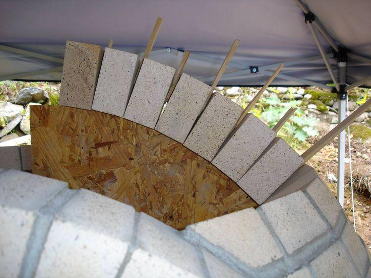 "Pizza Bob's 42"" Build - Forno Bravo Forum: The Wood-Fired Oven Community"