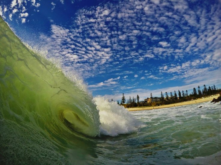 Breakwall, Port Macquarie OZ.