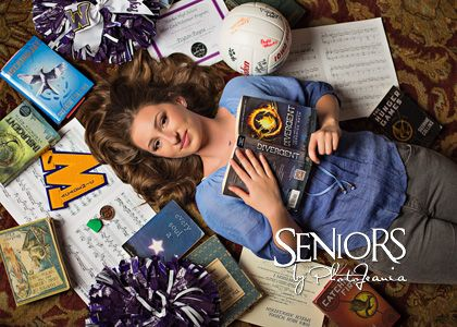 Divergent: Reading senior picture ideas for girls #seniorpictureideas #seniorsbyphotojeania