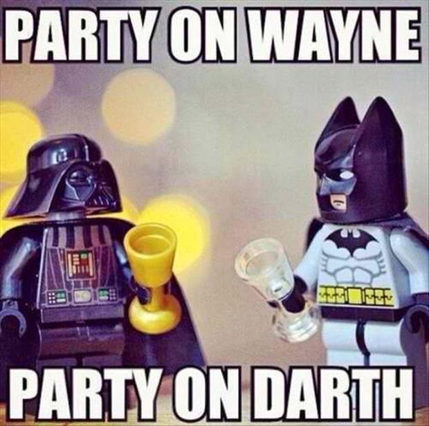 Random Funny Pictures – Repinned by ifactory.com.au #ifactory #darth #batman #lol
