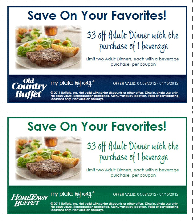 Hometown coupons online