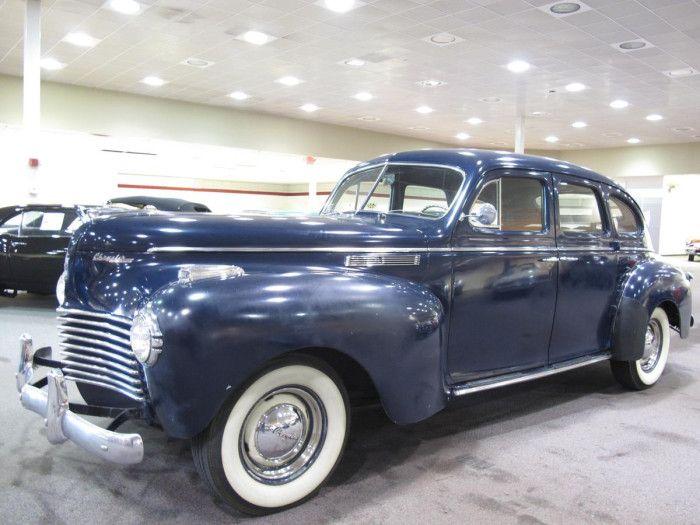 1940 chrysler new yorker 4 door sedan chrysler for 1940 dodge 4 door sedan
