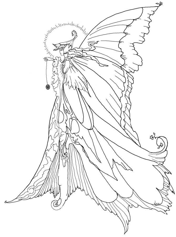 Check Out These Fairy Coloring Pages Collection Fairy Coloring Pages Fairy Coloring Free Coloring Pages