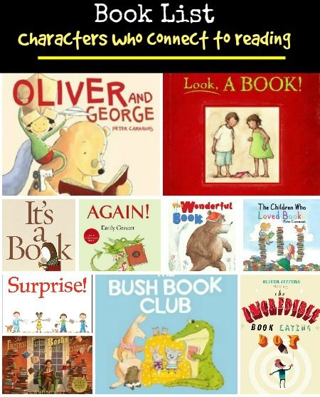 Book Week 2014: Connect to Reading Book List