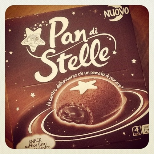 Mooncake @Pan di Stelle