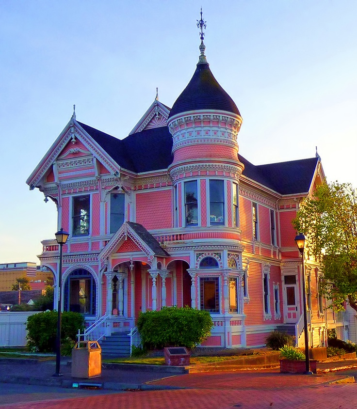 queen houses pink anne house for sale seattle victorian colors of stuarts