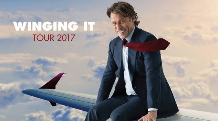 Gotickets UK is now selling tickets for the funny Liverpool comedian kicking off on 4 October 2017. He has confirmed 35 shows for his new Winging It Tour, starting at Belfast's SSE Arena before additional stops at arenas in Ireland and across the UK, finishing in Manchester on November 25. Tickets for shows are now available for purchase. Book up today with out delay!