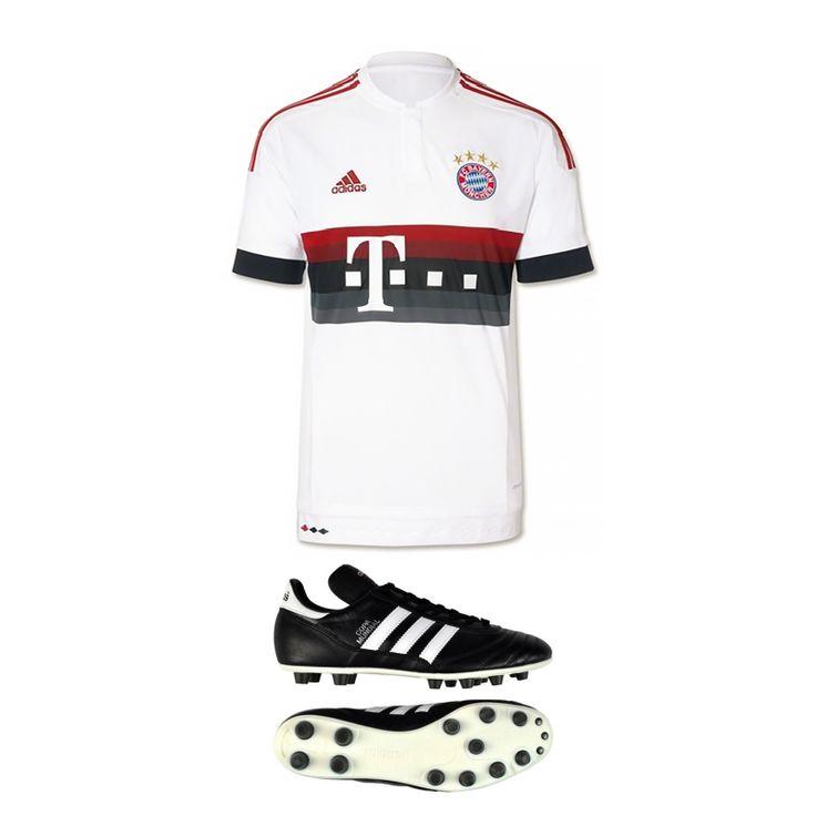 Mix and Match Bayern Away