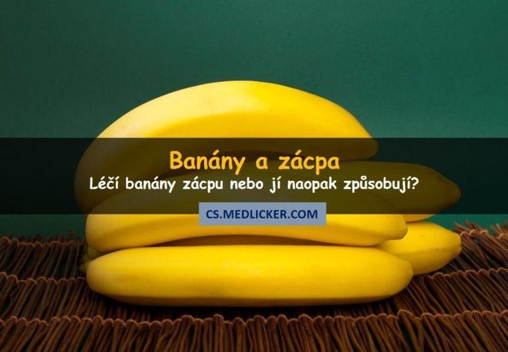 Banány a zácpa: pomáhají nebo ne? https://goo.gl/iHS1ns