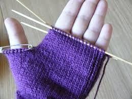 Výsledek obrázku pro bezprstové rukavice návod