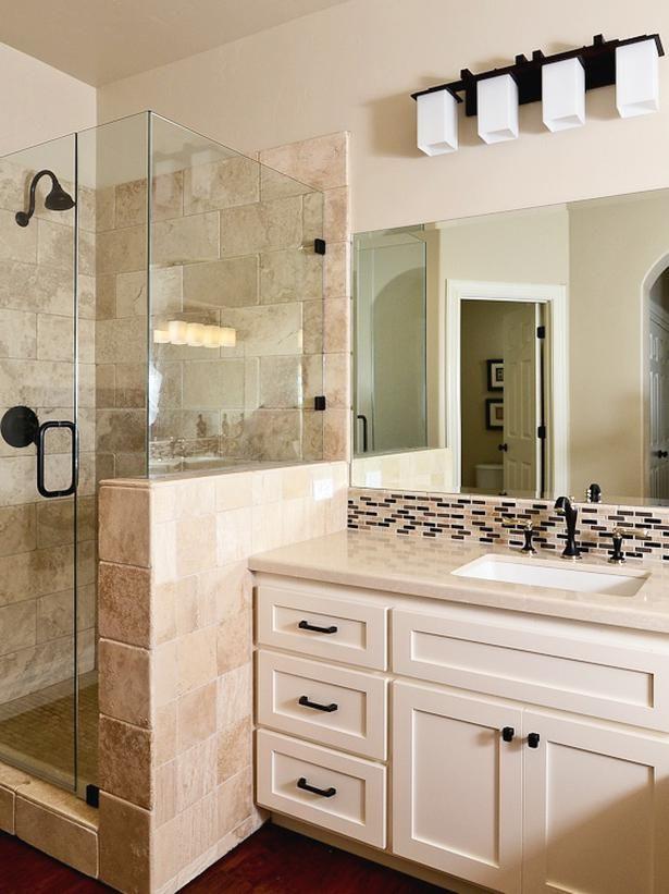Contemporary | Bathrooms | Anissa Swanzy : Designers' Portfolio : HGTV - Home & Garden Television
