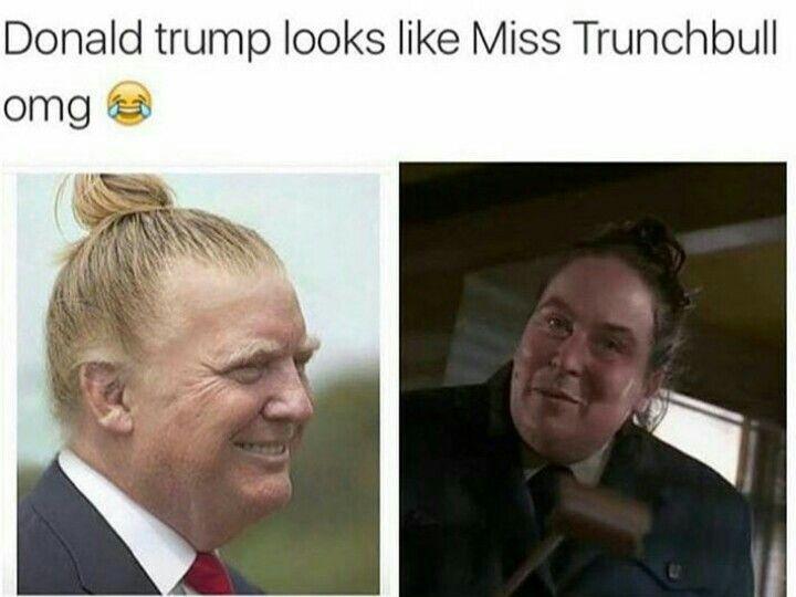 Donald trump humor
