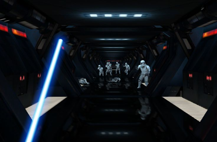 Are you sitting by your computer? And do you have your smartphone handy? If so, then you're ready to play the crazy new Star Wars Lightsaber game that Google just unveiled. Let's go over what you n...