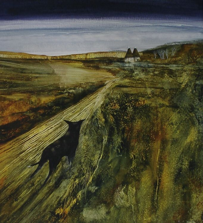 Going Home   -   CLIFF HOWE - Artist