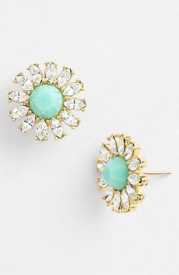 kate spade new york 'estate garden' stud earrings | Nordstrom
