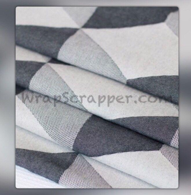 Ankalia Rubix Slate Wrap Scrap