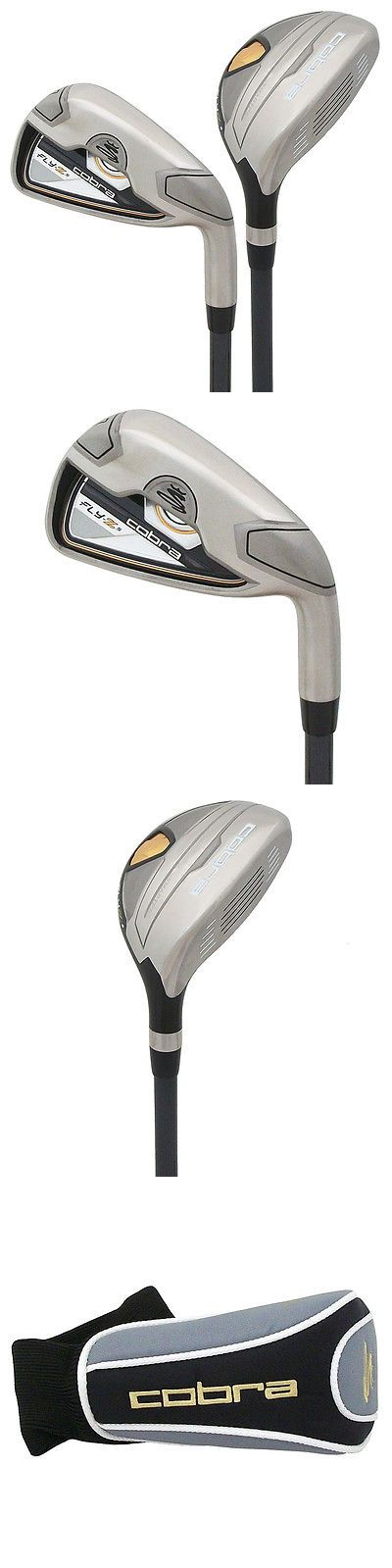 Golf Clubs 115280: New Cobra Golf Fly-Z S Irons Choose Flex And Set Composition -> BUY IT NOW ONLY: $199.99 on eBay!