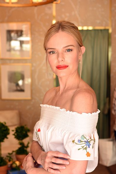 Actress Kate Bosworth attends the Glamour Women To Watch Lunch hosted by Cindi Leive at the Tory Burch Boutique Beverly Hills on September 18 2015 in...