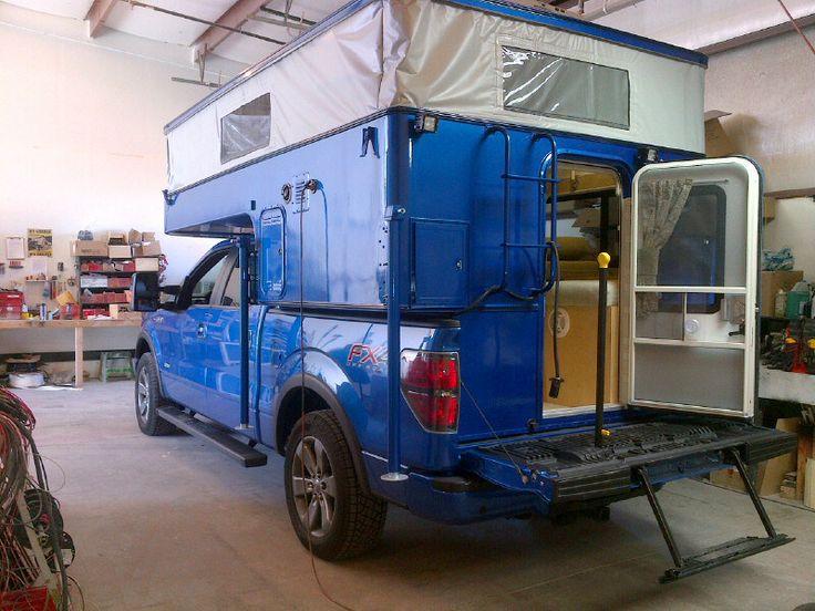 Phoenix Pop Up Truck Campers Photo Gallery   Phoenix Pop Up