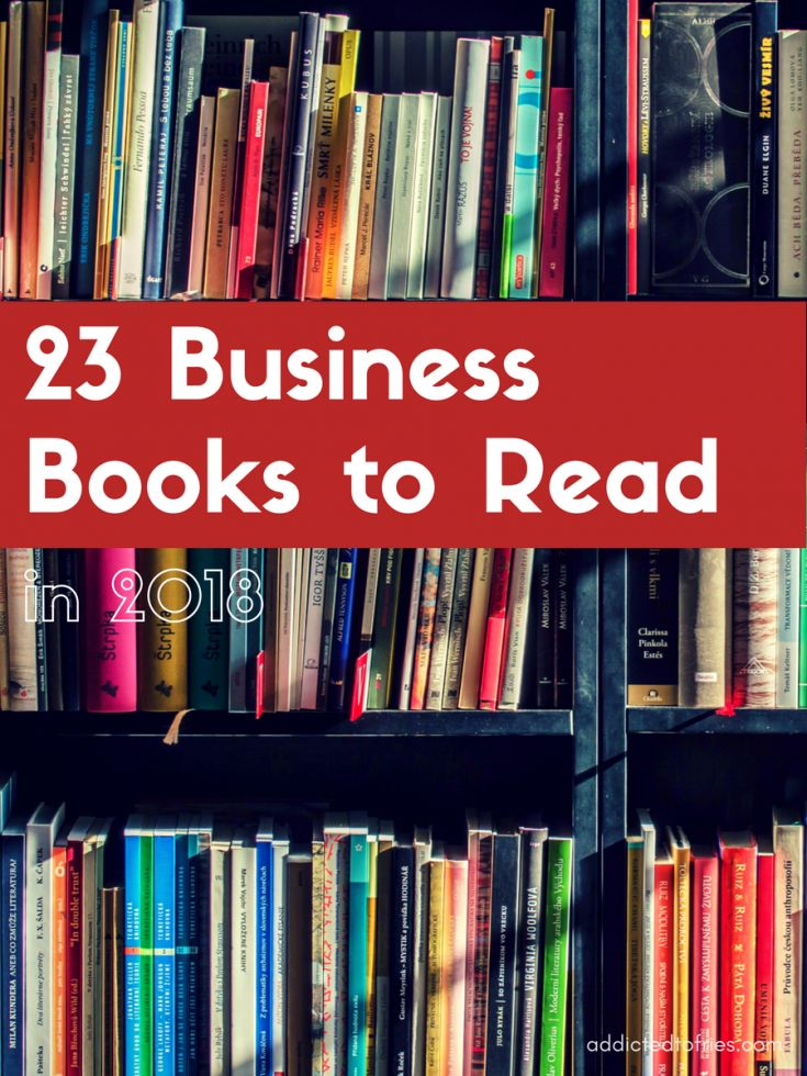 Start your year with these 23 books to read for 2018. Books were recommended by guest in the Talk Thursday interview series.