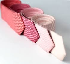 coral pink tie - Google Search