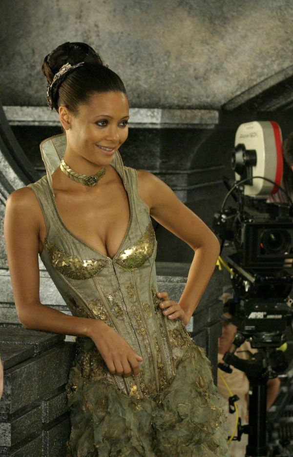 Thandie Newton: Mission Impossible II (2000) - The Chronicles of Riddick (2004) - RocknRolla (2008) - 2012 (2009)