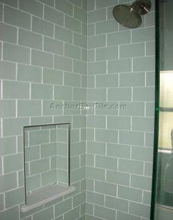 bath subway tile bathroom glass subway tile by solana