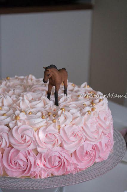 Birthday / Horse / Cake / Multicolor / Syntymäpäiväkakku / Hevonen / Leipominen / Baking / Theme party