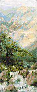Mountain River - Wool*