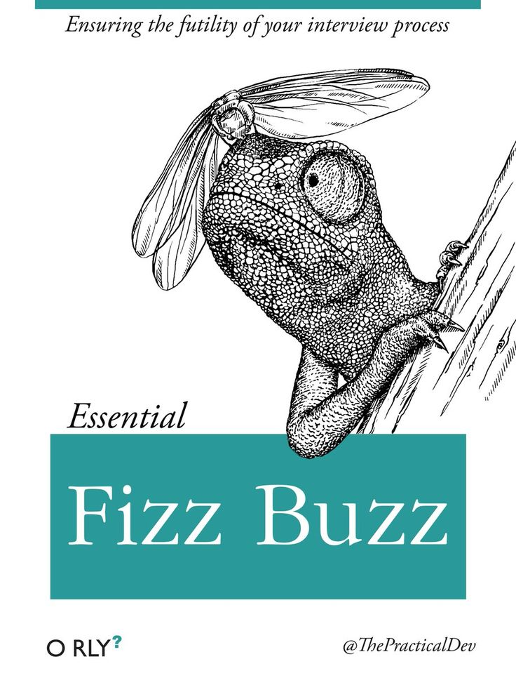 Essential Fizz Buzz: Ensuring the futility of your interview process