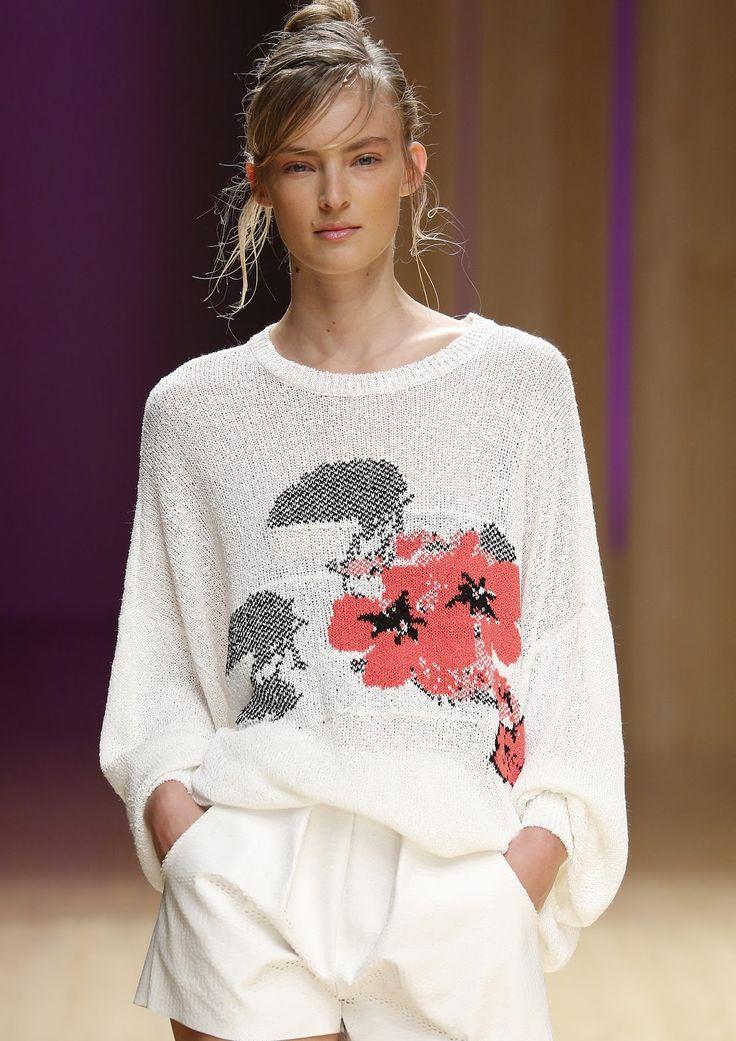 СТИЛЬНОЕ ВЯЗАНИЕ: Модное вязание