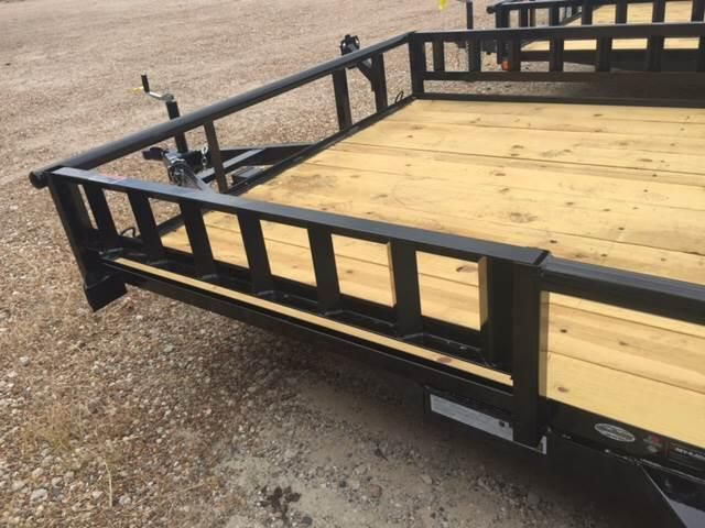2017 Load Trail 83 X 16 TANDEM AXLE ATV UTILITY TRAILER WITH RAMP | Countryside Trailer Sales -Trailers For Sale Trailers for Rent Trailer Repair service Storage Facility Trailer Dealer Spring Texas Dealer Flatbed, Gooseneck, Utility, Dump, Cargo, and Specialty