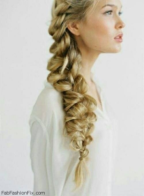 Hair: Chinese Staircase Braid Hairstyle Tutorial