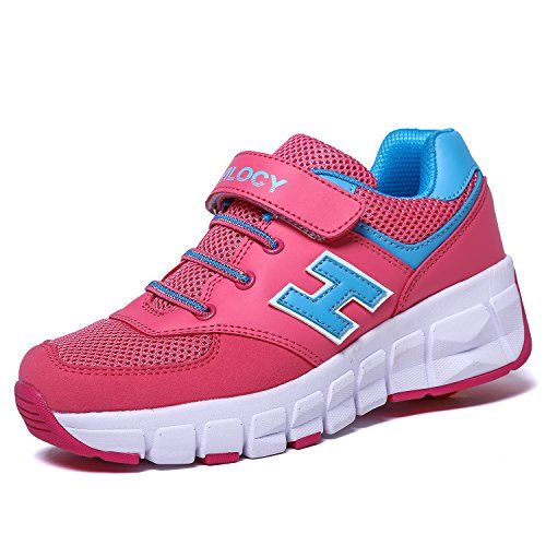 Vilocy Rollschuhe Kinder Sport Blau Pink EUR 31-40 - http://on-line-kaufen.de/vilocy/vilocy-rollschuhe-kinder-sport-blau-pink-eur-31-40