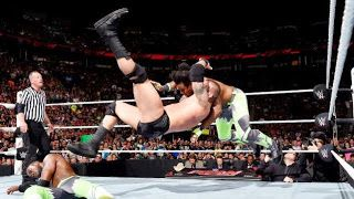 sparksnail: WWE Raw results May 4,2015