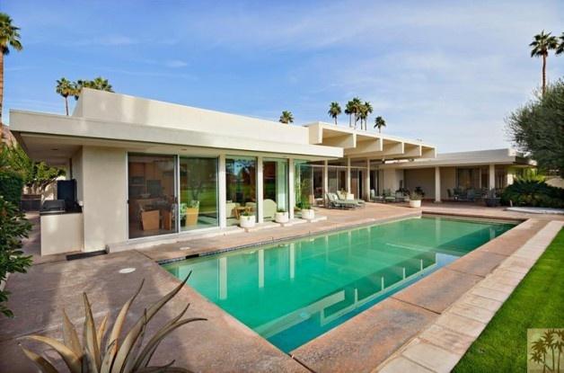 Former Home of Award-Winning Director Frank Capra built in 1960 by A Quincy Jones