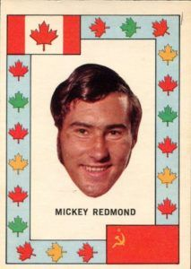 Mickey Redmond: First To 50 For The Detroit Red Wings
